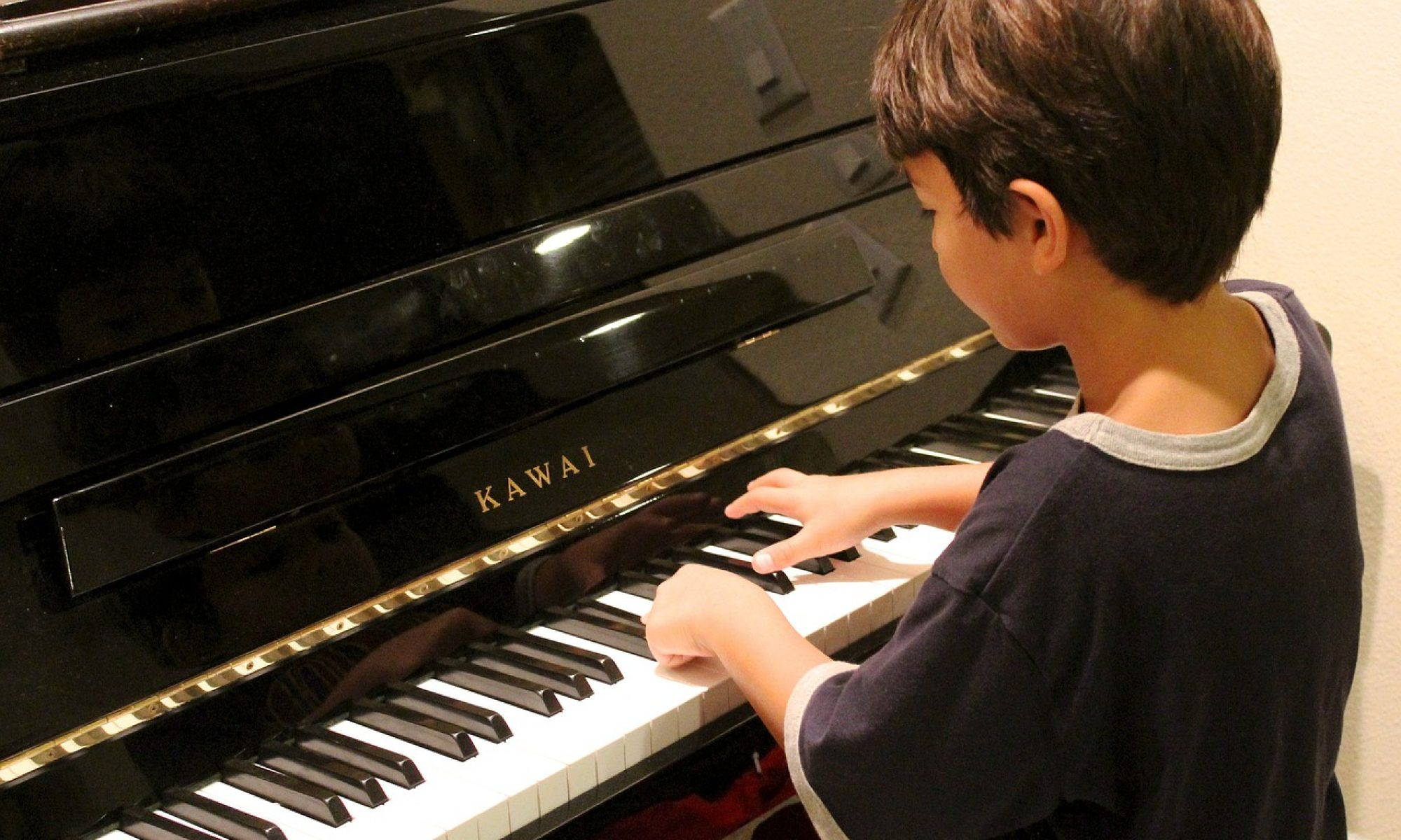 Emiko Hori Piano Lesson